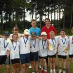 Dunston Tri Golf Experience for young Golfer