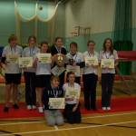 South Norfolk are County Trampolining Champs!