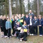 400 entries - Yr 5 & 6 X Country Competition