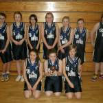 Fram Slam girls U14 Basketball success!!