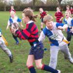 Diss Cluster Year 5+6 Tag Rugby