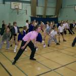 Long Stratton Cluster Year 3&4 Dance Festival