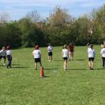 Sancroft Church Schools Year 3 and 4 rounders