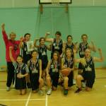 South Norfolk SSP U14 Girls Basketball