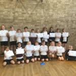 ASHS Cluster Year 3 & 4 Sportshall Athletics