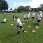 ASHS Cluster KS1 and KS2 Sports Festival