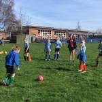 ASHS Cluster Girls Football Festival