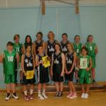 South Norfolk U16 Girls Basketball