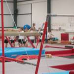 Archbishop Cluster gym festival
