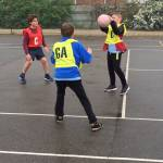ASHS Cluster Hi 5 Netball Competition