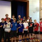 Table Tennis Leadership in South Norfolk