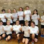 ASHS Cluster Sportshall Athletics Year 5/6