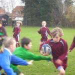 Harleston Cluster Tag Rugby Tournament