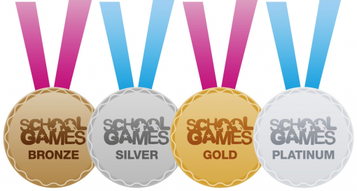 School Games Mark Medal Logo.png